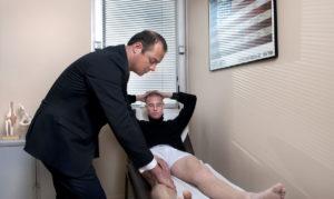 Dr Guy Mylle, chirurgien orthopédiste à Paris
