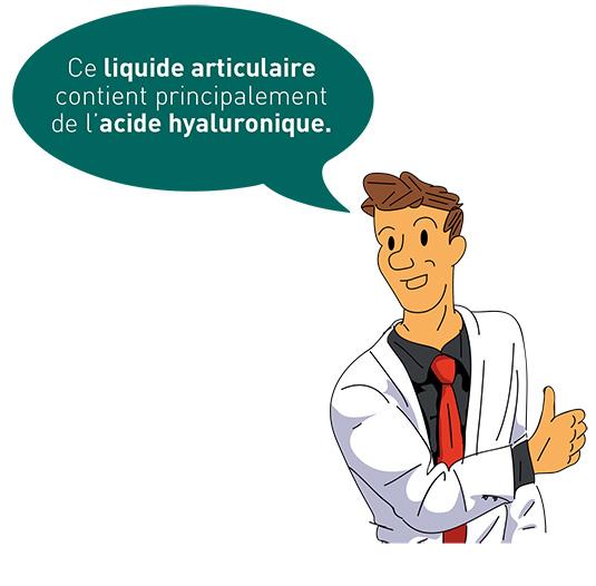 LA MEMBRANE SYNOVIALE ET LE LIQUIDE ARTICULAIRE - Dr Mylle, Paris