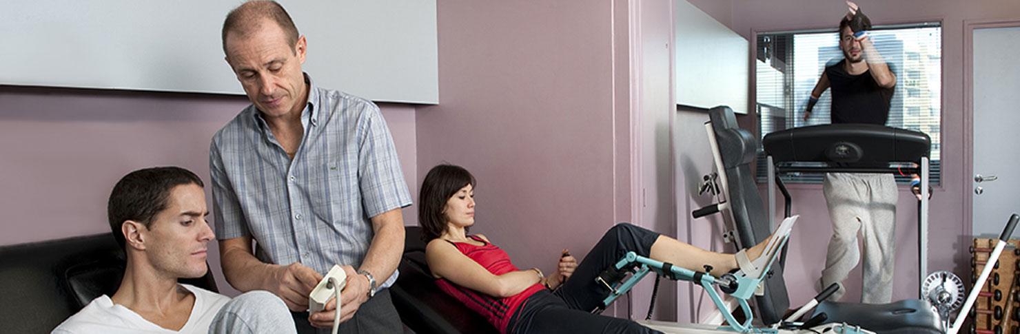 La réeducation fonctionnelle - Dr Mylle, chirurgien orthopédiste à Paris