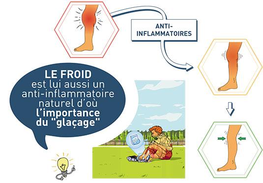 Le traitement de l'arthrose à Paris : anti inflammatoire - Dr Guy Mylle